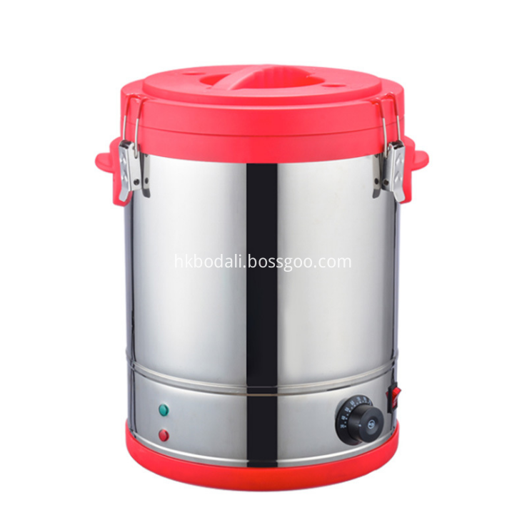 Stainless Steel Soup Bucket455lm4