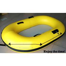 Schauen Sie so cool aus PVC-Material aufblasbares Boot O-Form Boot verwendet für Drift Racing und Rettung mit CE China