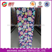 goods cheap printing 100 % cotton fabric for bedding fabric