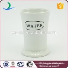 YSb5-119 calcomanías vaso blanco