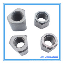 Engineering Machinery Nut, Quartering Hammer Nut, Hex Nut Sb 45 M33, Sb 50 M39