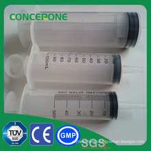 Transparent 60ml 100ml 150ml 200ml Irrigation Syringe