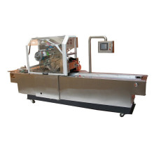 Machine d'emballage tridimensionnelle à film transparent
