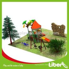 Projet d'équipement de terrain de jeux extérieur pour le marché du Mexique