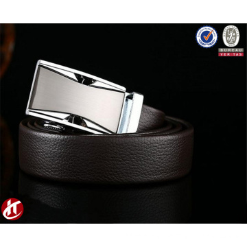 Factory Custom Logo Wholesale Belt Buckles Full Grain Leather Belt Strap