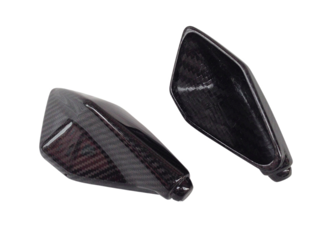 New material carbon motorbike parts