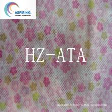 Tissu non tissé avec sésame Modèle DOT 20% 80GSM recyclé