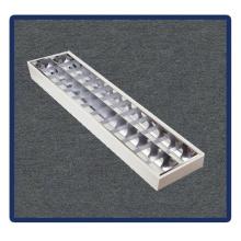 Lâmpada montada Recessed 4 * 40W / T8 / 1200 * 600 da grade
