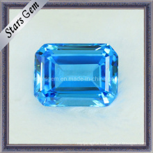 Rectangle Shape of Gem Cutting Cubic Zirconia for Jewelry