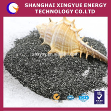 High efficiency and removal rate anthracite filter media in 1-2mm