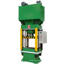 Machine de pressage hydraulique à quatre colonnes 200t