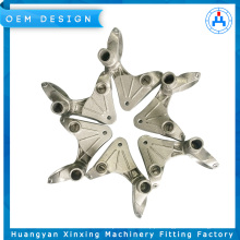 Peça de máquina de aço inoxidável polida de alta qualidade do investimento do OEM