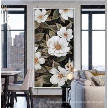 Murales de mosaico de vidrio personalizados