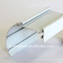 Cobertura de alumínio (tamanho médio) para componentes cego blind-rolo cortina, faixa de cortina, acessório de cortina, trilho de cortina, tubo de cortina