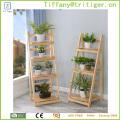 European Flower pots display stand 3 layer flower display shelf