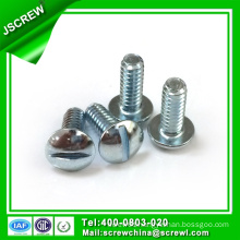 M4 Slotted Carbon Steel Machine Screw