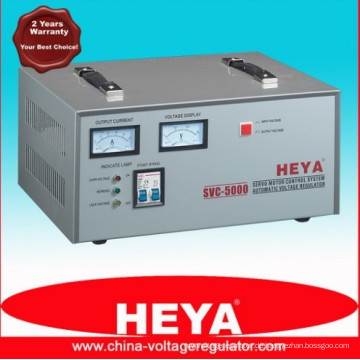 SVC Home Servospannungsregler / Stabilisator (SVC-3000VA)