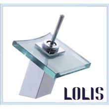 Смеситель для ванны Cube Glass G004