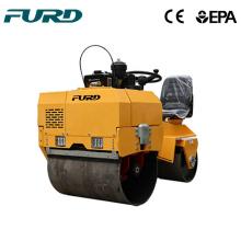 700 kg HYDRO-GEAR-Pumpe Mini-Vibrations-Straßenwalze 700 kg HYDRO-GEAR-Pumpe Mini-Vibrations-Straßenwalze FYL-855
