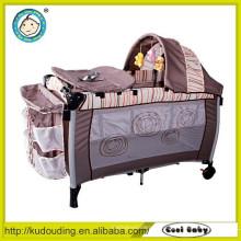 Cama de bebé de nueva calidad personalizada 2015 de alta calidad