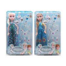 18 Inch Plastic Fashion Toy Frozen Doll (H9538157)