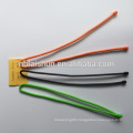 Promotion Silicone Gear Cable Tie Reusable Rubber Twist Tie