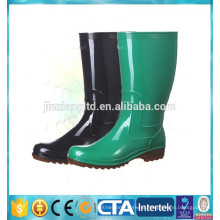 cheap work boots waterproof pvc boots for ladies