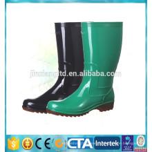 Дешевые рабочие ботинки водонепроницаемые ботинки из ПВХ для дам