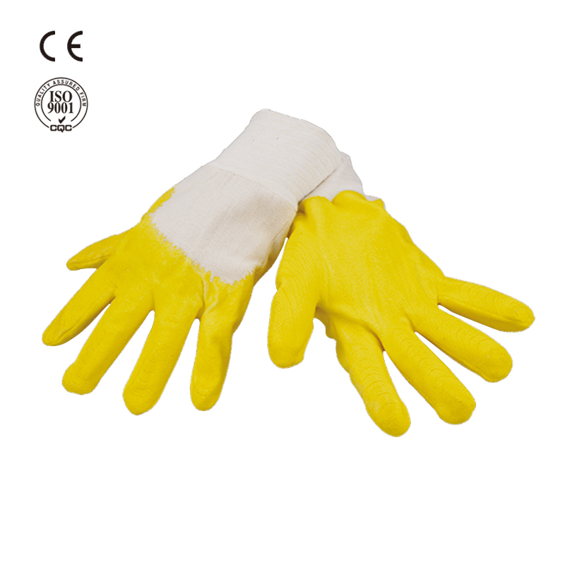 Industrial safety gloves for working