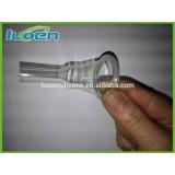 Silicone rubber urine cover