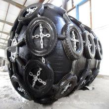 Chaîne et pneus Filet d'amortisseurs en caoutchouc de type Yokohama