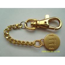 Porte-clés en métal et porte-clés en métal personnalisé
