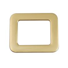 Пряжка квадратной формы в купальных костюмах-29491-2 (14.2 г)