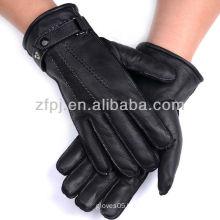 men deerskin leather glove