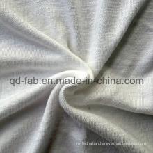 Linen Rayon T-Shirt Knitting Jersey (QF13-0280)