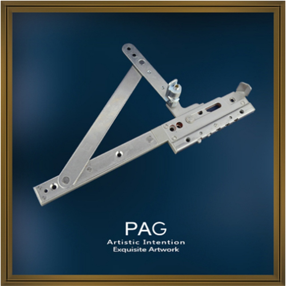 Heavy Weight Capacity Stainless Steel Friction Hinge with 85 Degree Angle