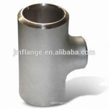 """2 """"* 4"""" DIN 2615 S235 PIPE TEE"""