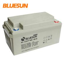 batterie à gel solaire 12v 200ah batterie à décharge profonde batterie solaire à rendement élevé
