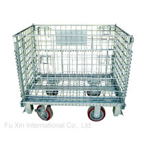 Movable Rolling Cage with Wheels