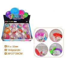 Hi Bouncing Ball (poisson flottant à l'intérieur)