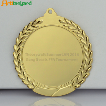 Custom Diecast Medals With Fashion Logo
