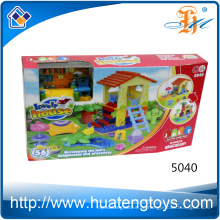 Neue Mode Pädagogische Bau Mega Haus Blöcke Spielzeug