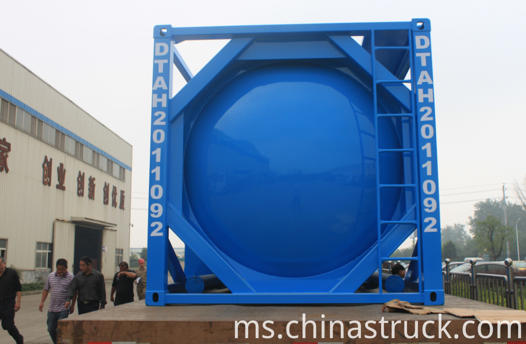 20FT ISO tank container for waste water