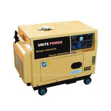 Vereinigen Sie Energie-kleinen Hauptgas- / LPG- / Biogas-Generator (2-6kw)