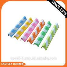 Colorful EVA Plastic Foam road Safety Wall Corner Protector