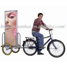 J4A-0001 [6hrs] Advertising Bike Trailer
