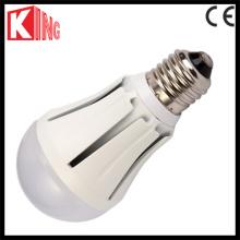 UL Dimmable E26 7W Globle Lâmpada LED