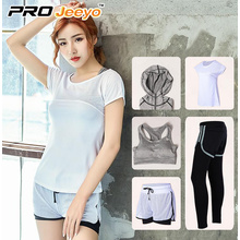 Quick-dry+Sports+T-shirt+Sets+wholesale