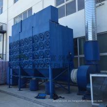 FORST Industrial mini máquina de colectores de polvo de ciclones para madera