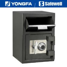 Painel Safewell Ds 20 Polegadas Altura Banco Banco Utilização Depósito Seguro